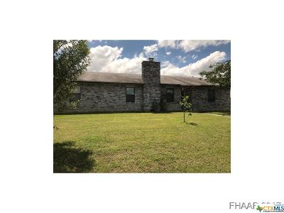 Killeen TX Single Family Home For Sale: $160,000