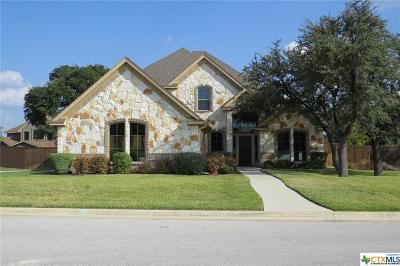 Nolanville Single Family Home For Sale: 2002 Bald Eagle Drive