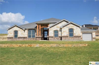 Harker Heights Single Family Home For Sale: 1911 River Rock Trail