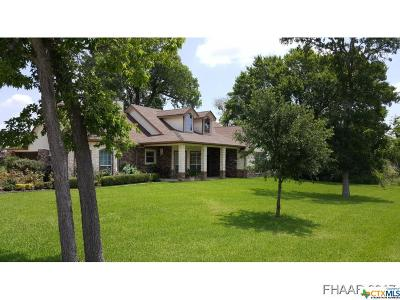 Copperas Cove Single Family Home For Sale: 215 Coleton Drive