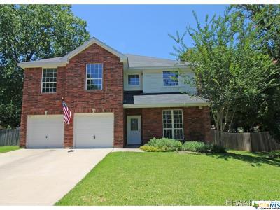 Harker Heights Single Family Home For Sale: 616 Lantana Street