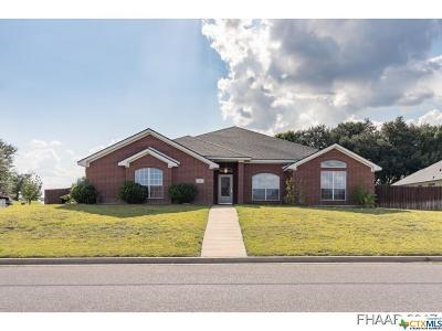 Harker Heights Single Family Home For Sale: 510 Crowfoot Drive