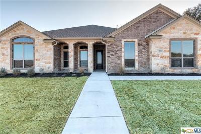 Nolanville Single Family Home For Sale: 6024 Brandy Drive