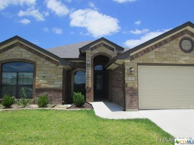Killeen Single Family Home For Sale: 2901 Ancestor Drive
