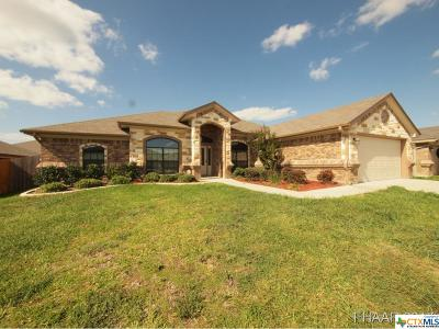Killeen Single Family Home For Sale: 2701 Legacy Lane