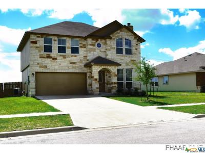 Copperas Cove Single Family Home For Sale: 2208 Jesse Drive