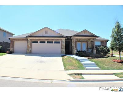 Killeen Single Family Home For Sale: 6709 Alvin Drive