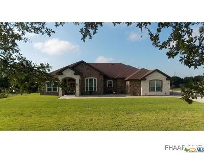 Killeen TX Single Family Home For Sale: $379,000