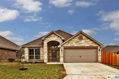 Temple TX Single Family Home For Sale: $213,500