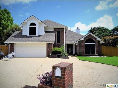 Harker Heights Single Family Home For Sale: 2005 Theresa Circle