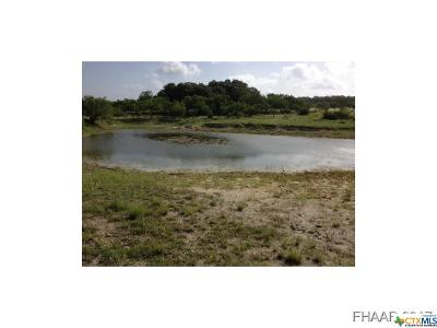 Lampasas Residential Lots & Land For Sale: Tract 4,15 County Road 1255