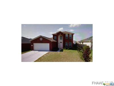 Harker Heights Single Family Home For Sale: 708 White Hawk