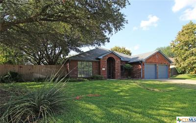 Harker Heights Single Family Home For Sale: 2310 Little Turtle Lane