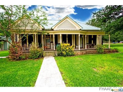 Lampasas Single Family Home For Sale: 502 Frank Street