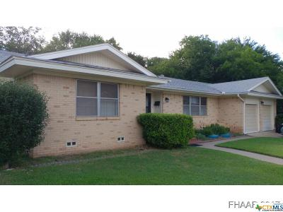 Coryell County Single Family Home For Sale: 308 Park Street