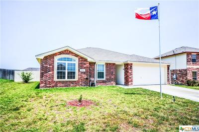 Copperas Cove Single Family Home For Sale: 2614 Sunflower Trail