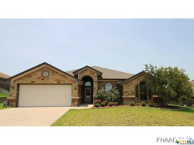Killeen Single Family Home For Sale: 6501 Marble Falls Drive