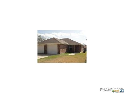 Harker Heights Multi Family Home For Sale: 911 Travis Lane