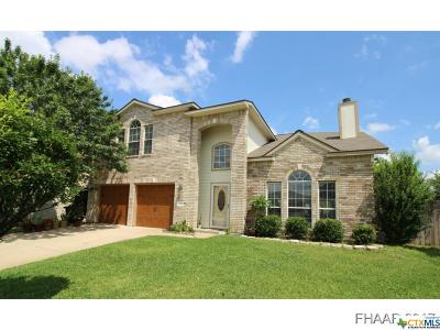 Harker Heights Single Family Home For Sale: 103 Missouri Drive