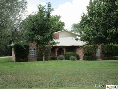 Lampasas Single Family Home For Sale: 2229 Cr 1045