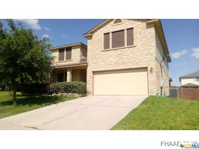 Copperas Cove Single Family Home For Sale: 2004 Isabelle Drive
