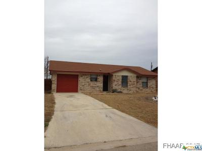 Harker Heights Single Family Home For Sale: 1108/11/18 Preswick Drive