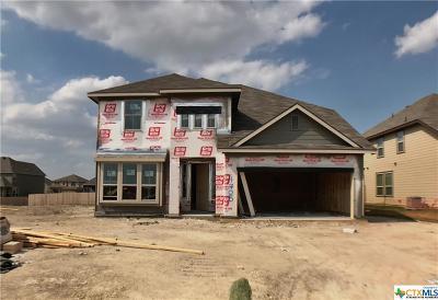 Killeen Single Family Home For Sale: 4705 Prewitt Ranch Road