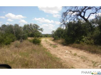 Killeen Residential Lots & Land For Sale: 10.425lot5 Unassigned Crossfire Trail