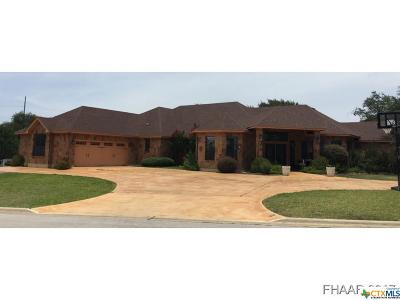 Harker Heights Single Family Home For Sale: 301 Bareback