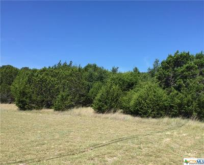 Copperas Cove Residential Lots & Land For Sale: 5.92 Acres Pecan Cove Drive