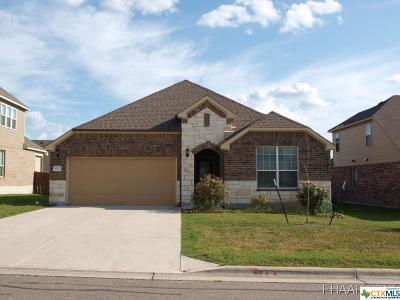 Harker Heights Single Family Home For Sale: 822 Olive Lane