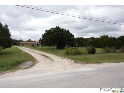 Copperas Cove Single Family Home For Sale: 769 County Road 4804