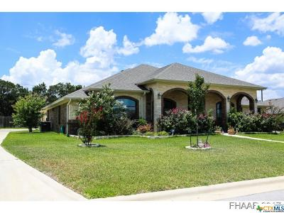 Harker Heights Single Family Home For Sale: 2617 Green Giant Drive