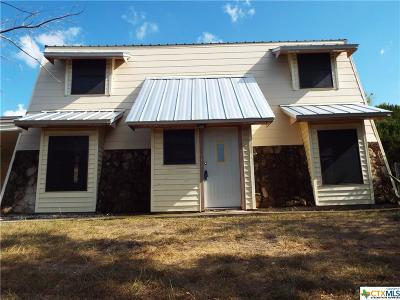 Copperas Cove Single Family Home For Sale: 912 Davie Lee Drive