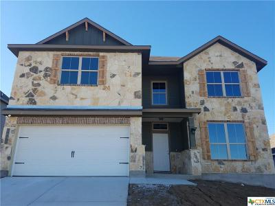 Copperas Cove Single Family Home For Sale: 1631 Neff Drive