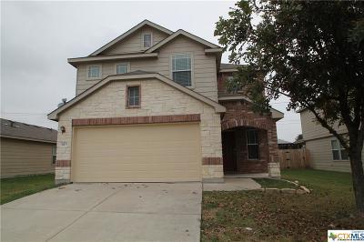 Killeen Single Family Home For Sale: 613 Draco Street