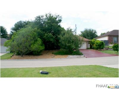 Lampasas Single Family Home For Sale: 4 Westridge