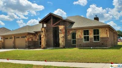 Copperas Cove Single Family Home For Sale: 1210 Nathan Lane