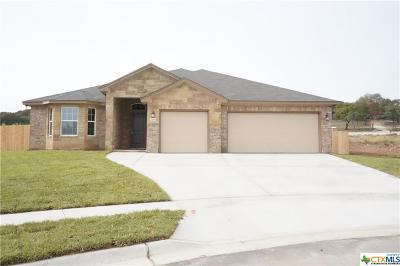 Copperas Cove Single Family Home For Sale: 1110 Liberty Loop