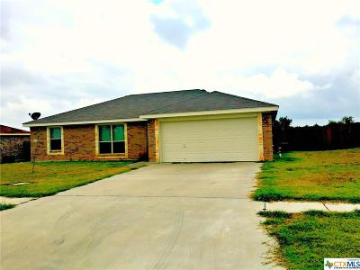Copperas Cove Single Family Home For Sale: 2737 Settlement Road