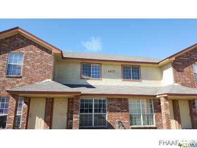 Killeen Multi Family Home For Sale: 4407 Alan Kent Drive
