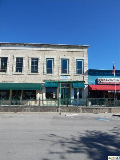 Lampasas Commercial For Sale: 519 3rd Street