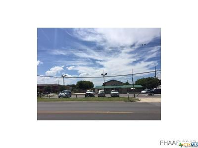 Copperas Cove Commercial For Sale: 306 S 1st Street