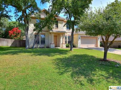 Killeen Single Family Home For Sale: 6101 Mosaic Trail