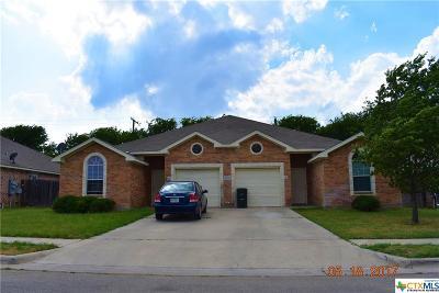 Killeen Multi Family Home For Sale: 4201 Cambridge Drive