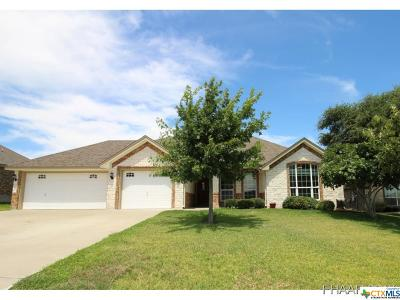 Harker Heights Single Family Home For Sale: 2517 Leatherwood Drive