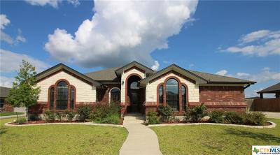 Harker Heights Single Family Home For Sale: 2618 Green Giant Drive