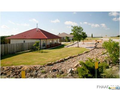 Lampasas Single Family Home For Sale: 401 Dawns Peak