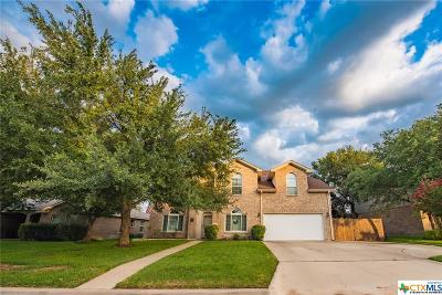 Harker Heights Single Family Home For Sale: 109 Great Plains Trail