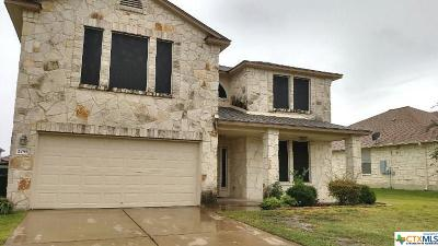 Harker Heights Single Family Home For Sale: 206 Lottie